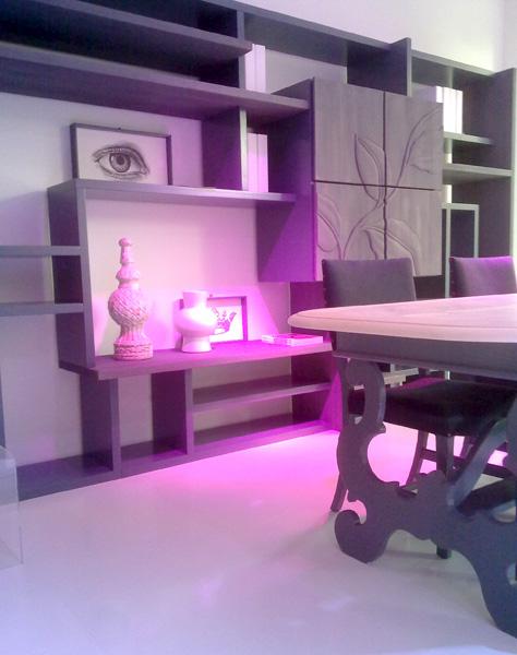 Design legno 100%, in collaborazione con marchetti