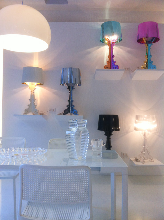 Lampada Bourgie Kartell. Lampada Bourgie Kartell Laviani With ...