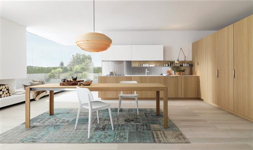 Euromobil Kitchens - Living and Cooking