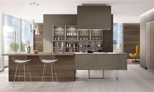Cucine Moderne, Euromobil Mod. Lain