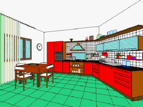 20 anni di progetti di arredamento in 3d novit padovani for Padovani arredamenti