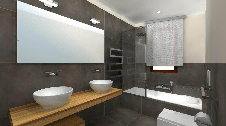 Arredare il bagno novit su progetti e prodotti esposti for Immagini di design moderno edificio