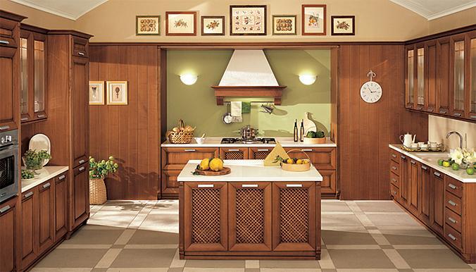 Cucine Classiche, ARREX-1 Mod. Luna