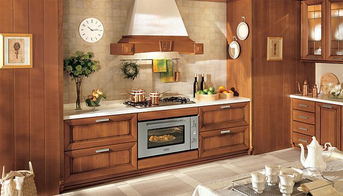 Cucine classiche arrex 1 mod luna for Cucine modulari