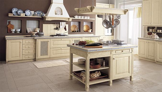 Cucine Classiche, ARREX-1 Mod. Monica