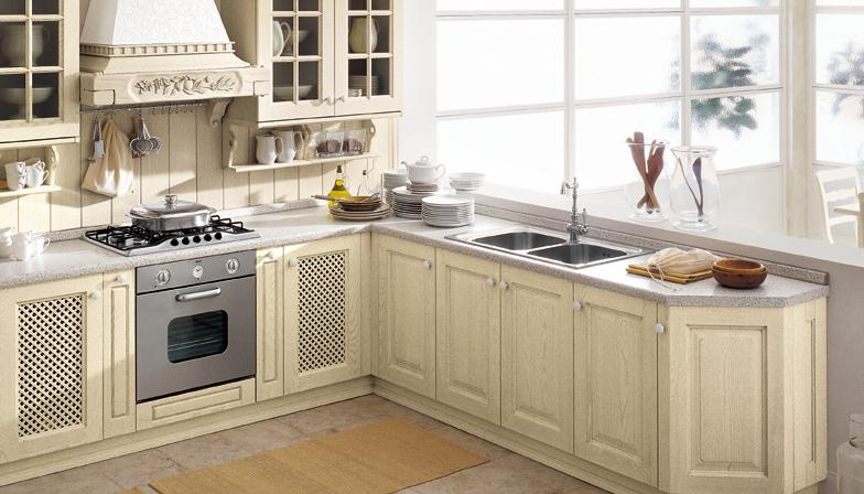 Classic Kitchens, ARREX-1 Mod. Monica