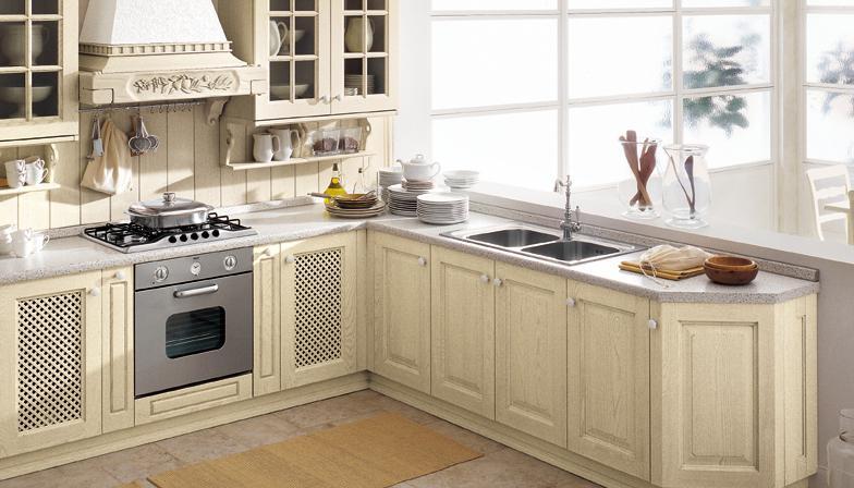Cucine classiche arrex 1 mod monica for Cucine classiche in offerta