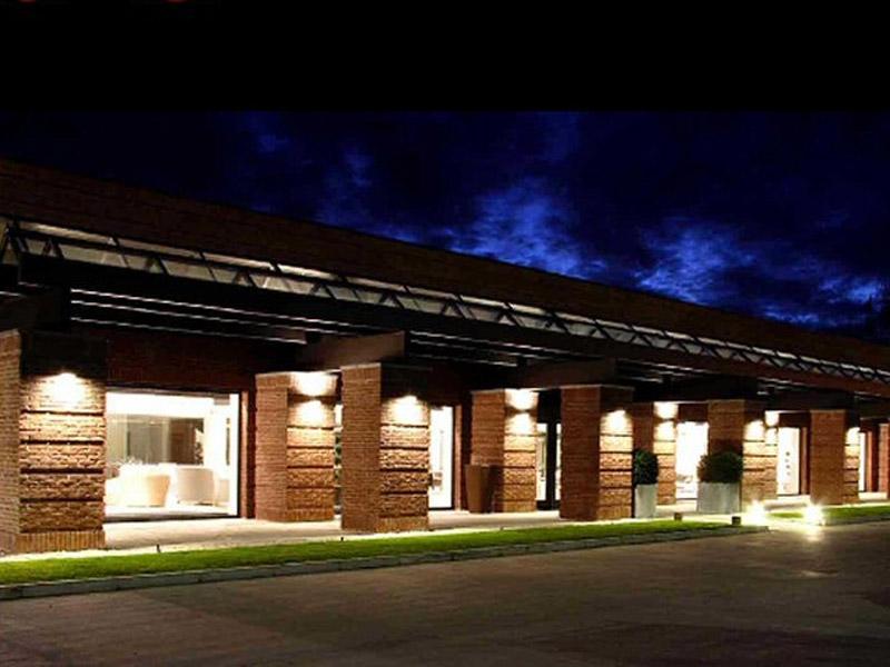 Arredi per Esterni, Padovani Outdoor Lighting System