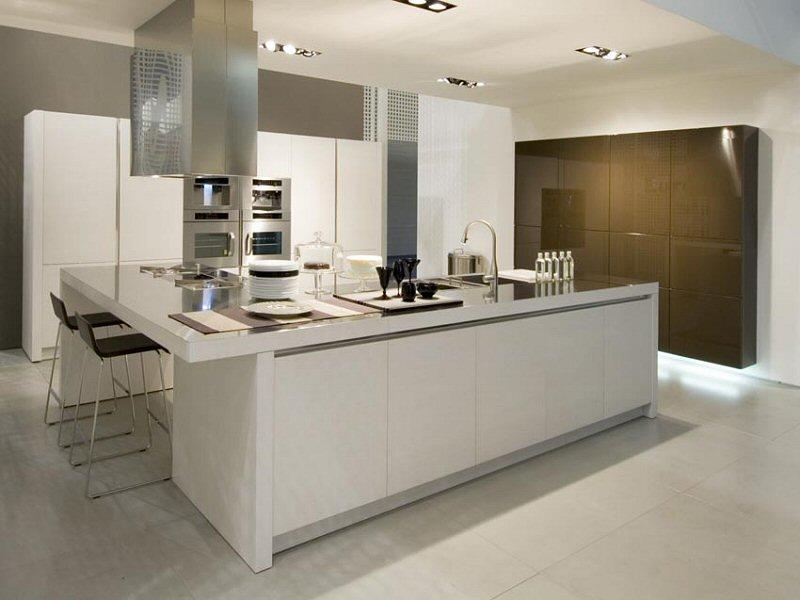 Progetti Di Cucine Moderne.Cucine Moderne Euromobil Mod Filotabula