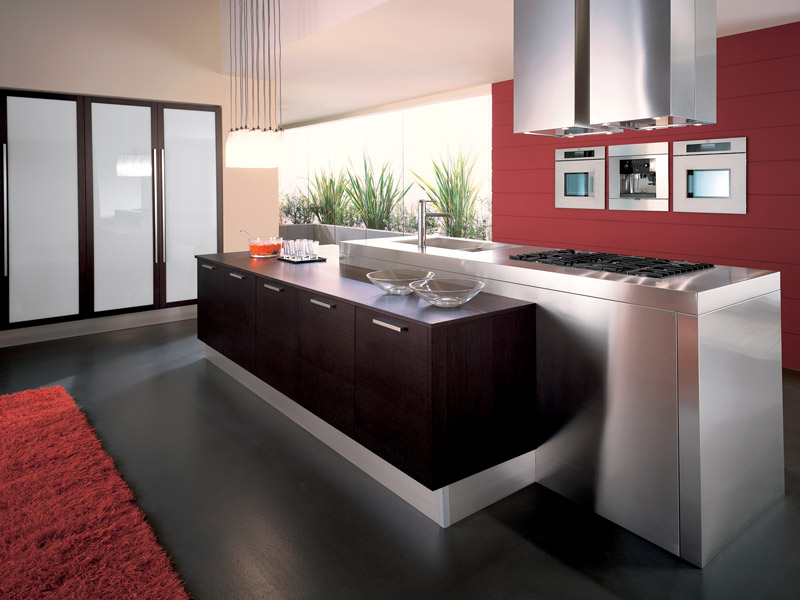 Cucine moderne zecchinon mod k105 - Cucine zecchinon ...