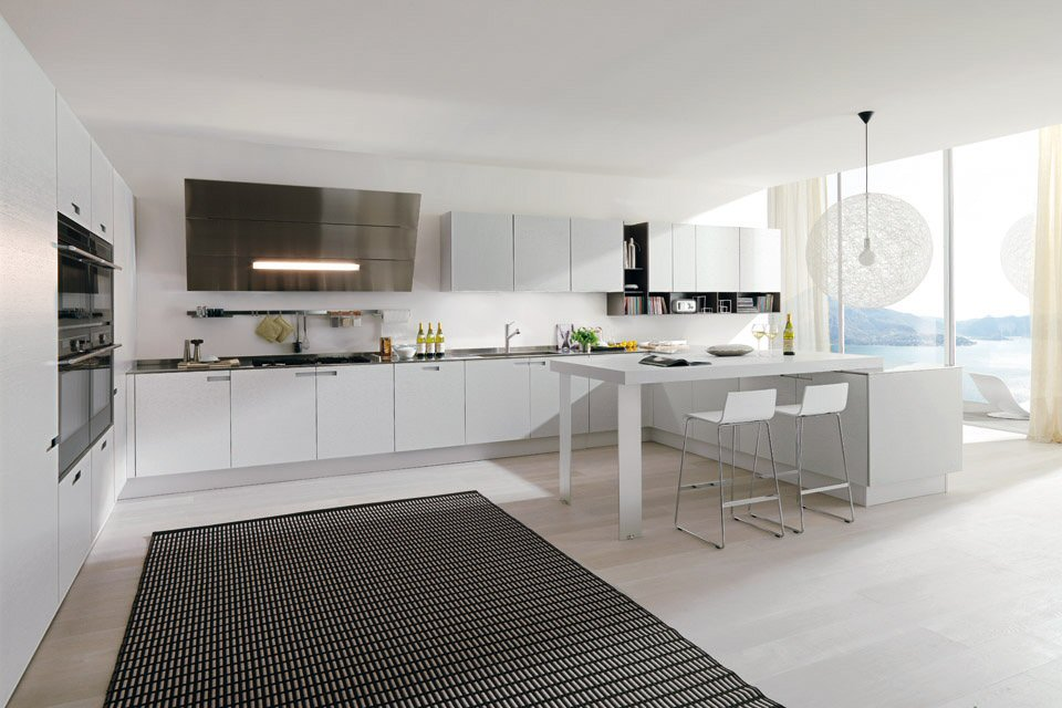 La Qualita Per Euromobil Cucine : Cucine moderne euromobil mod assim