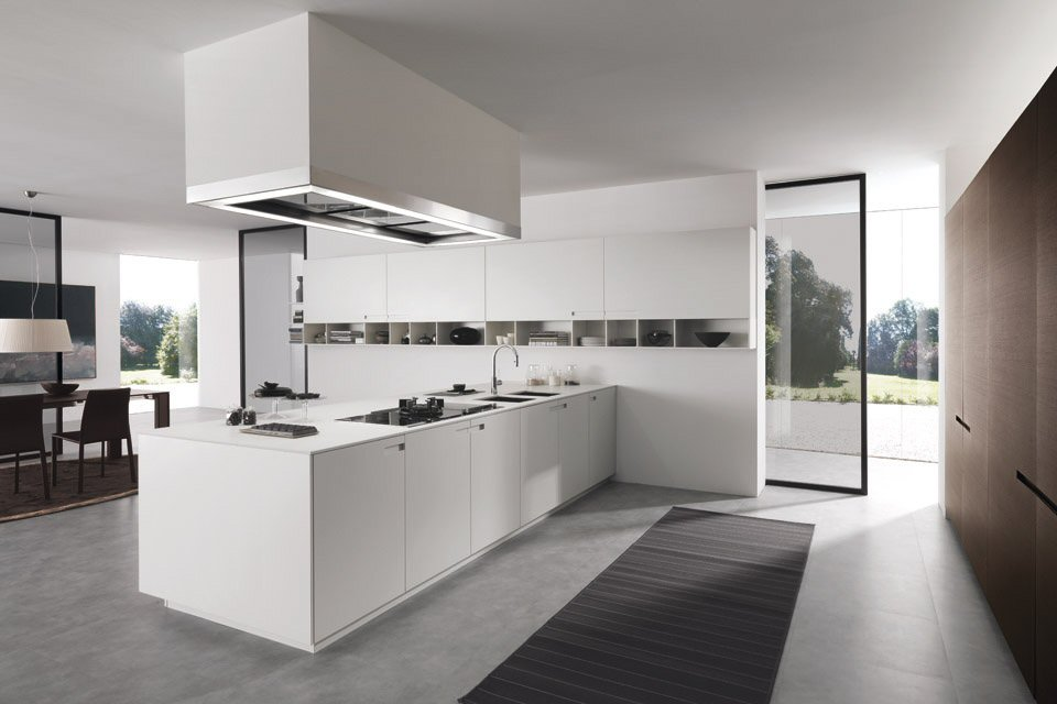 Cucine Moderne, EUROMOBIL Mod. Assim