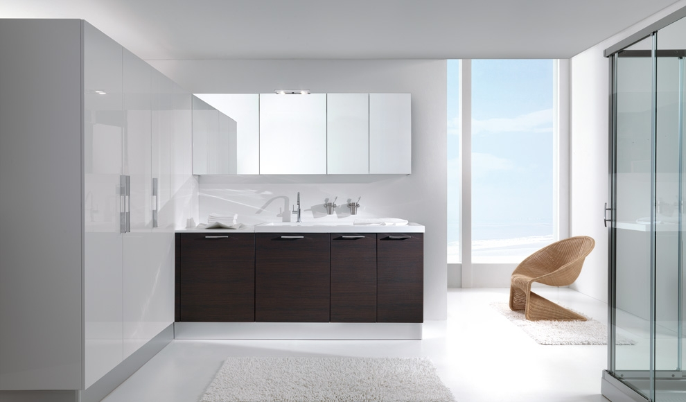 Design bathrooms edon the highest expression of made in for In design bathrooms