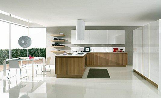 La Qualita Per Euromobil Cucine : Cucine moderne euromobil mod filotabula