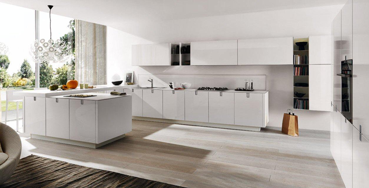Modern Kitchens, EUROMOBIL Mod. La Clip