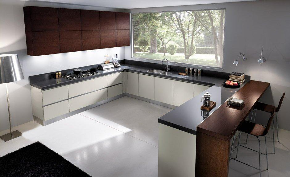 Cucine moderne ernestomeda mod one - Cucine di marca ...