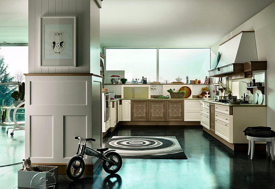 Classic Kitchens, Acquacotta by Marchetti 100% wood 100% design