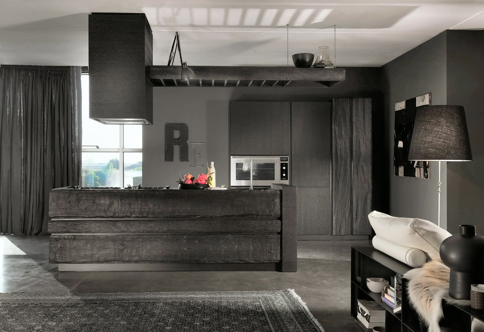 Classic Kitchens, Acquacotta by Marchetti 100% wood 100% design