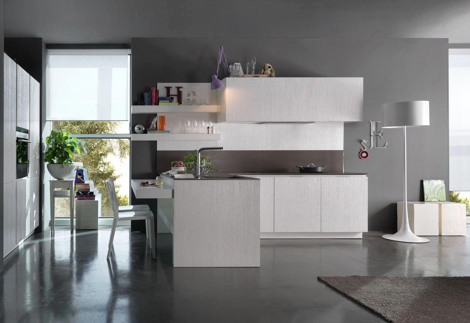 Cucine design legno ~ Decora la tua vita