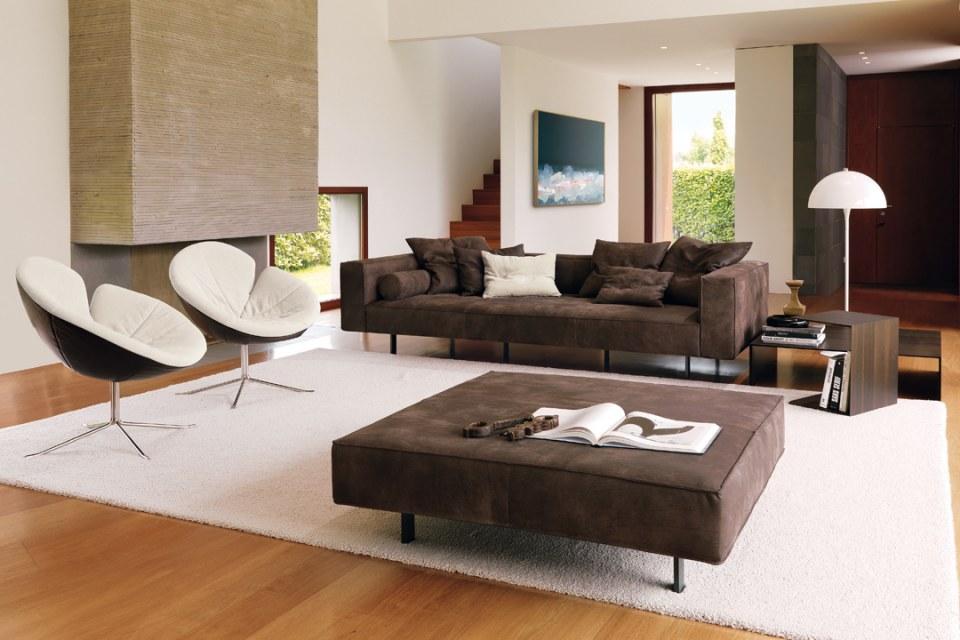 Imbottiti moderni d sir e home soft home for Ambienti moderni