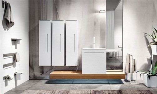 Edonè the highest expression of Made in Italy for bathroom furniture