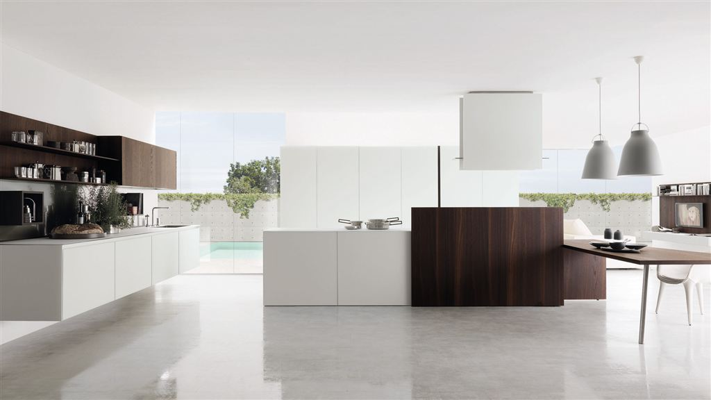 Cucine moderne euromobil living and cooking for Top cucina ikea opinioni